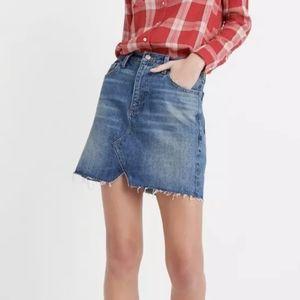 Lucky brand denim Old Favorite Mini Skirt